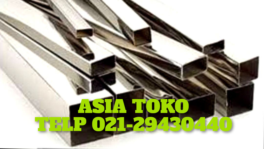 Jual Hollow Stainless Steel 5x10 Mirror / BA / Hairline