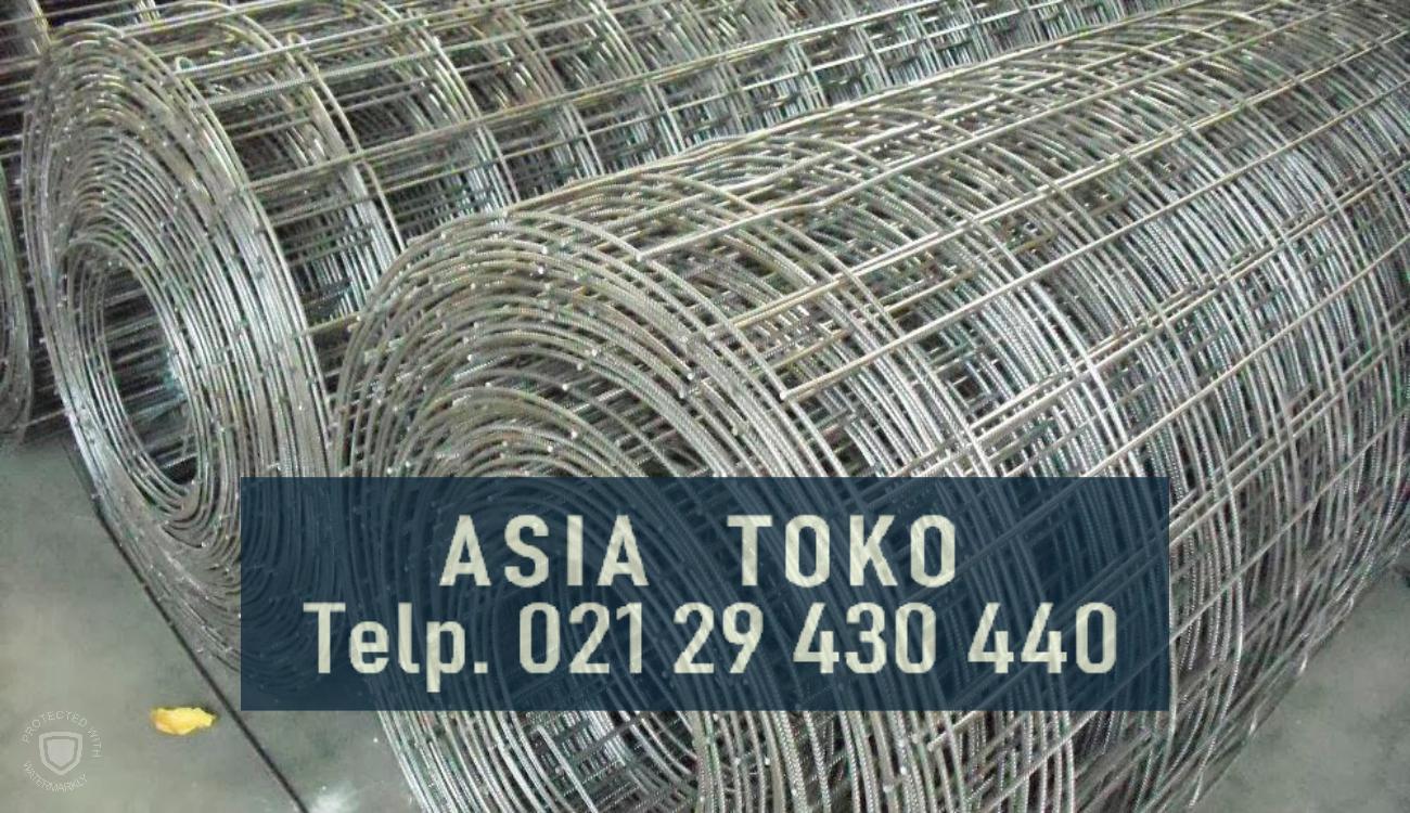 Harga Wiremesh M8 Per Lembar Jakarta