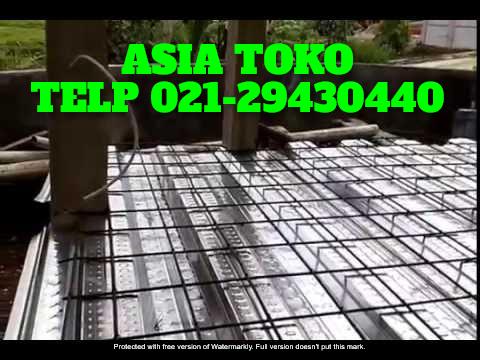 Jual Atap Bondek Per Lembar Tangerang
